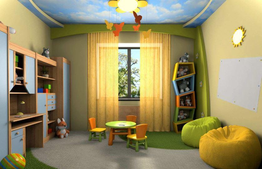 33afb3f4fb7 5 Απίθανες ιδέες για την διακόσμηση παιδικού δωματίου - Homeidea.gr