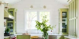 βάψιμο ντουλαπιών κουζίνας