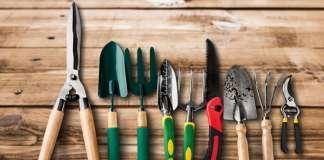 εργαλεία για τον κήπο