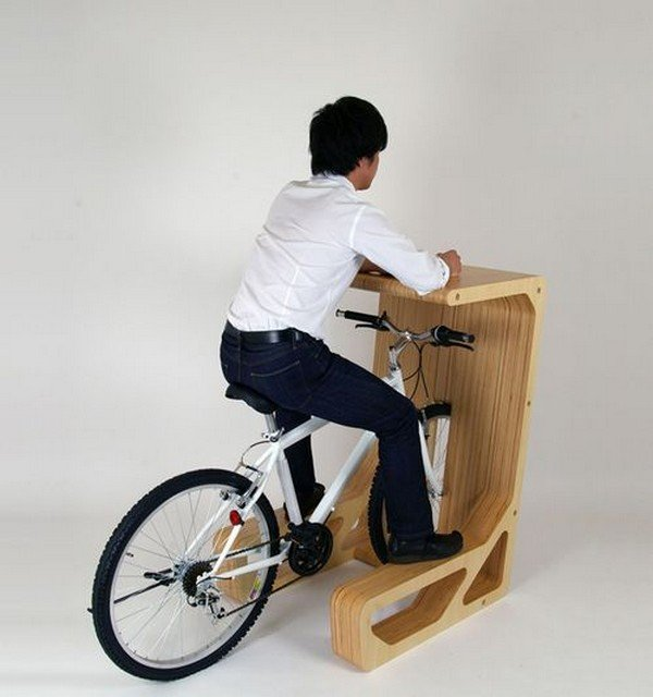 πολλαπλή χρήση ποδήλατο γραφείο