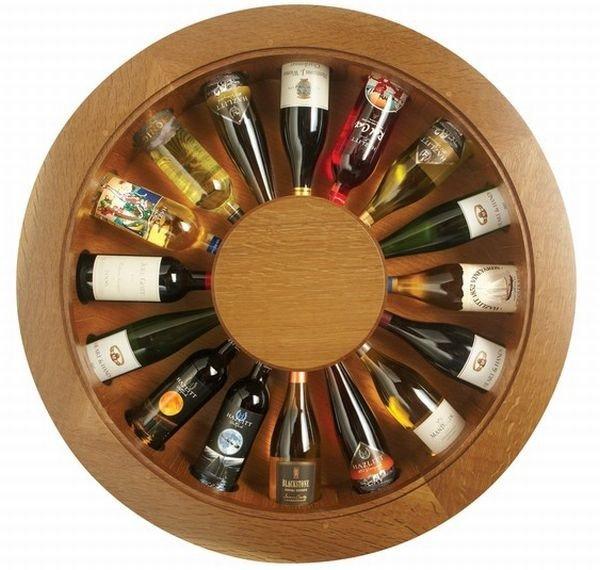 πολλαπλή χρήση τραπέζι και κρασιά