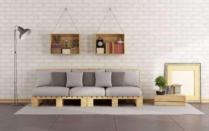 ξύλινες παλέτες