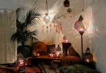 Μαροκινό ντεκόρ