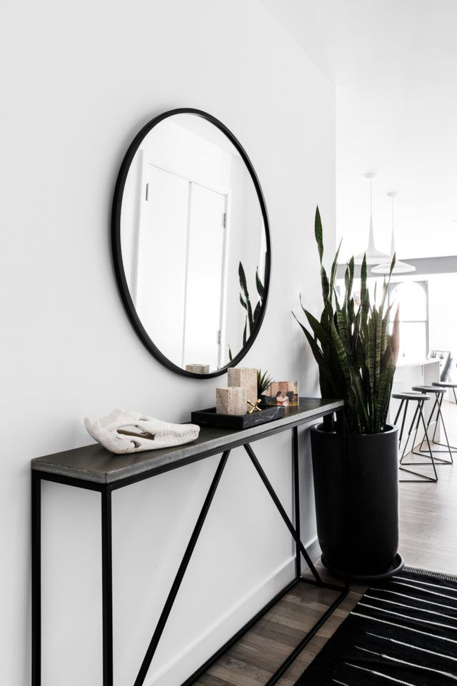 διακόσμηση χωλ καθρέφτες