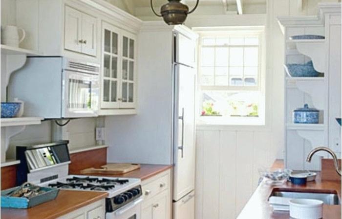 στυλ μικρης κουζινας
