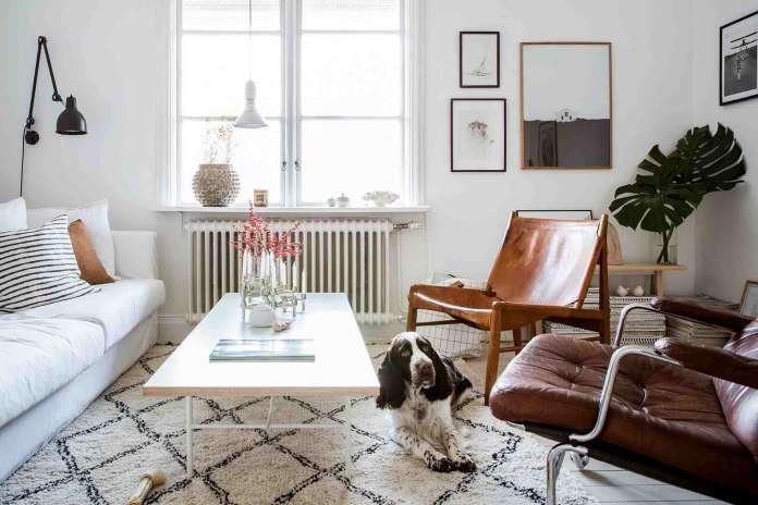 ιδέες για μικρό σαλόνι