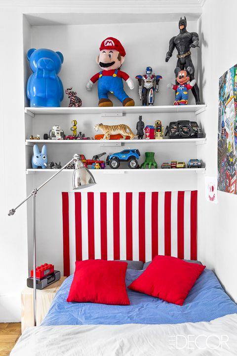 διακόσμηση παιδικό δωμάτιο