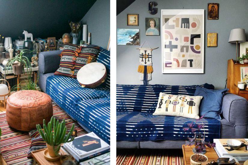 υφάσματα για καναπέδες
