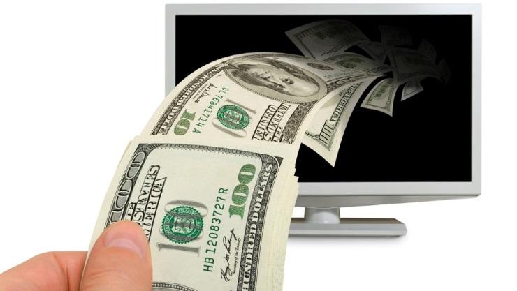 Τιμή τηλεόρασης