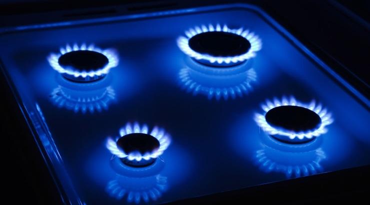Αρνητικά κουζίνας αερίου