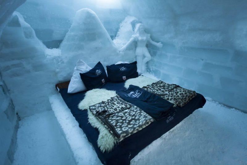 ξενοδοχεία στον πάγο Ρουμανία