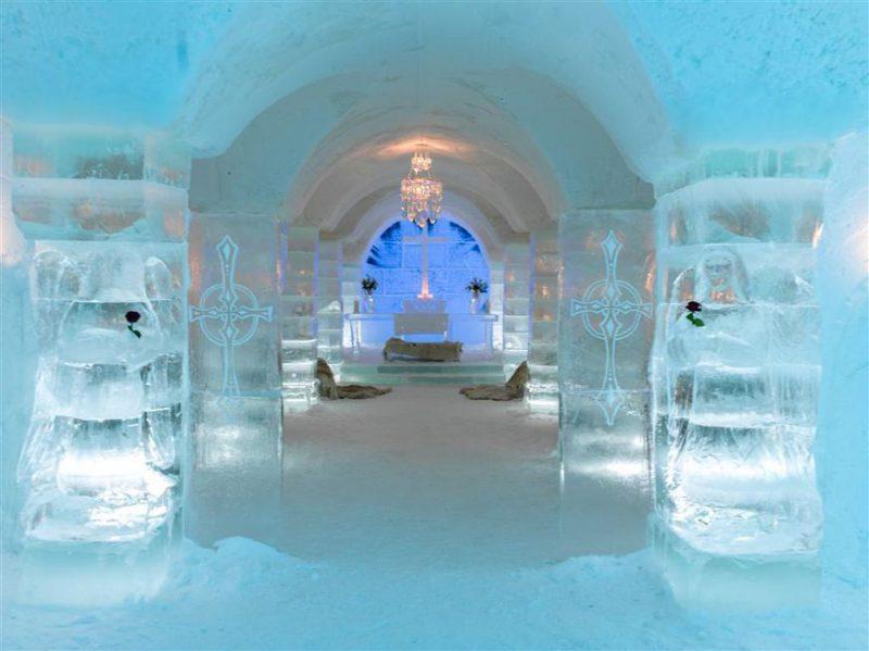 ξενοδοχεία στον πάγο Νορβηγία