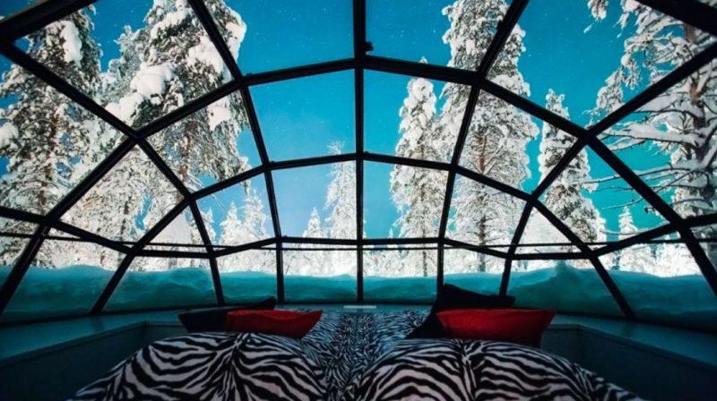 ξενοδοχεία στον πάγο Φιλανδία