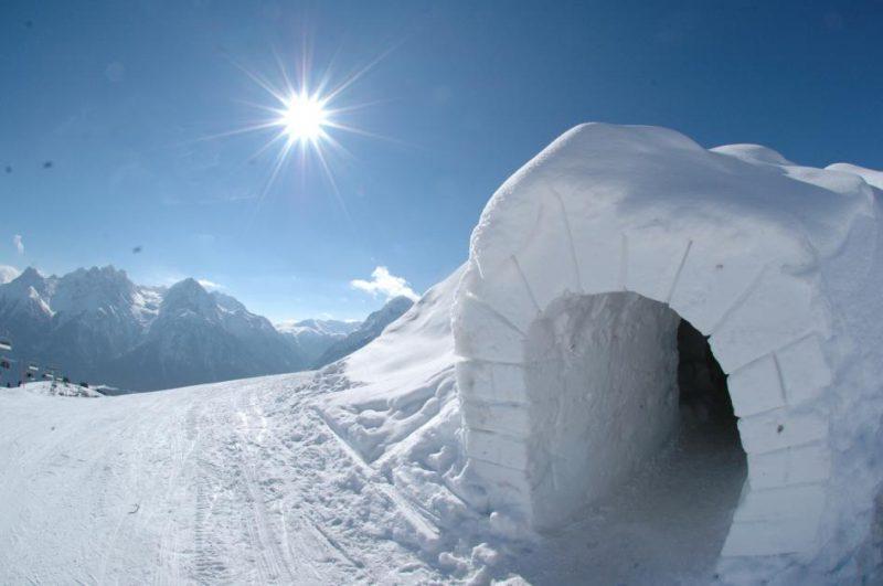 ξενοδοχεία στον πάγο Ανδόρα