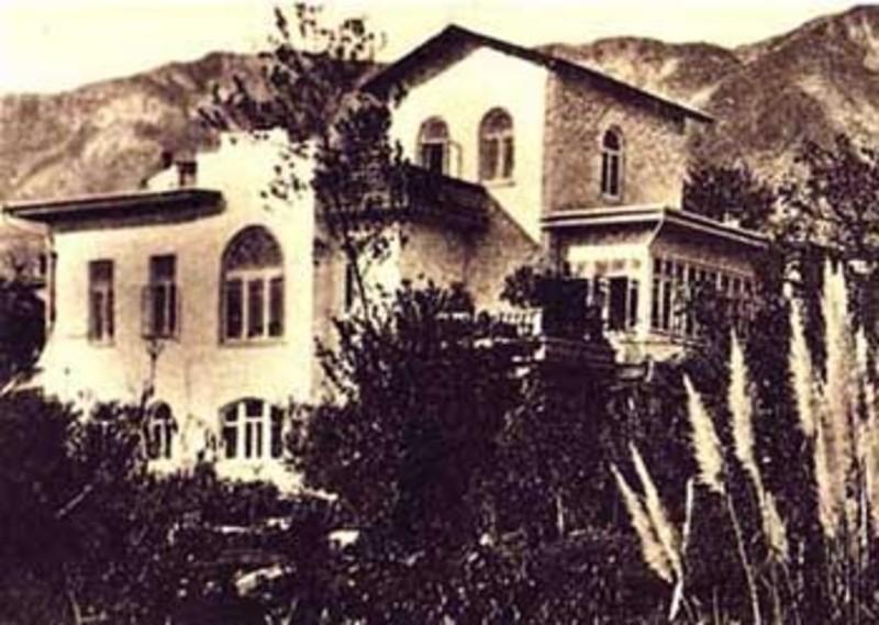 σπίτια συγγραφέων Άντον Τσέχωφ