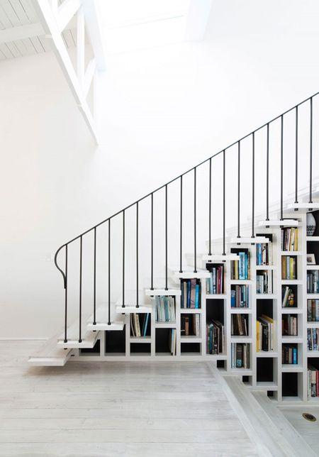χώρος κάτω από τη σκάλα δημιουργικές ιδέες