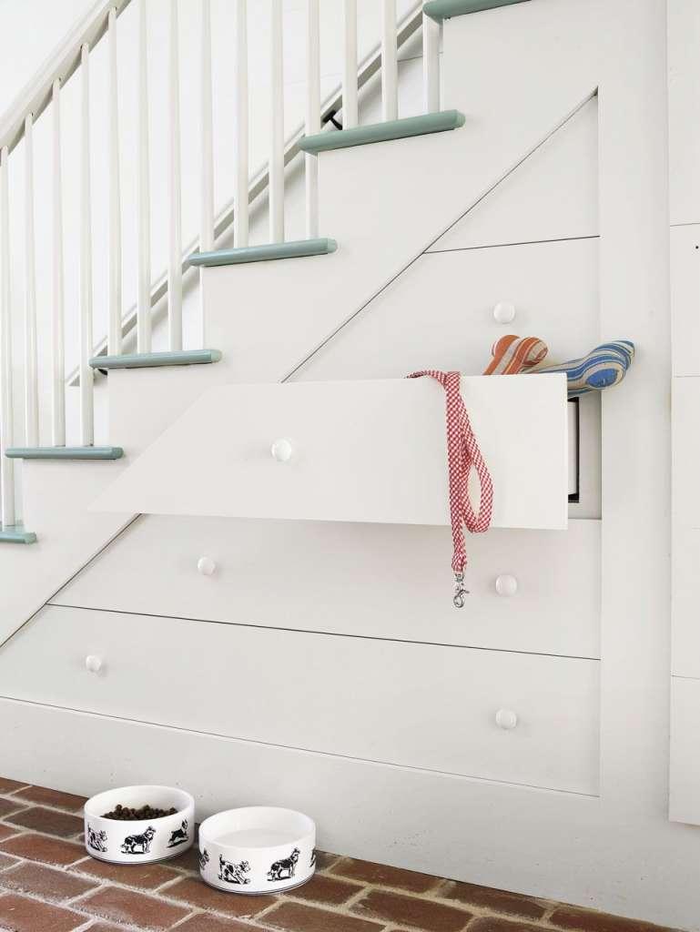 σκάλα αποθηκευτικός χώρος