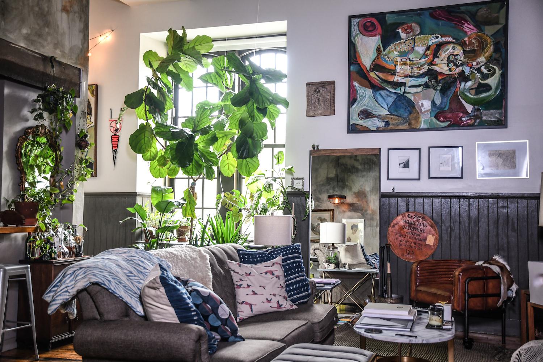 άνετο σπίτι φυτά