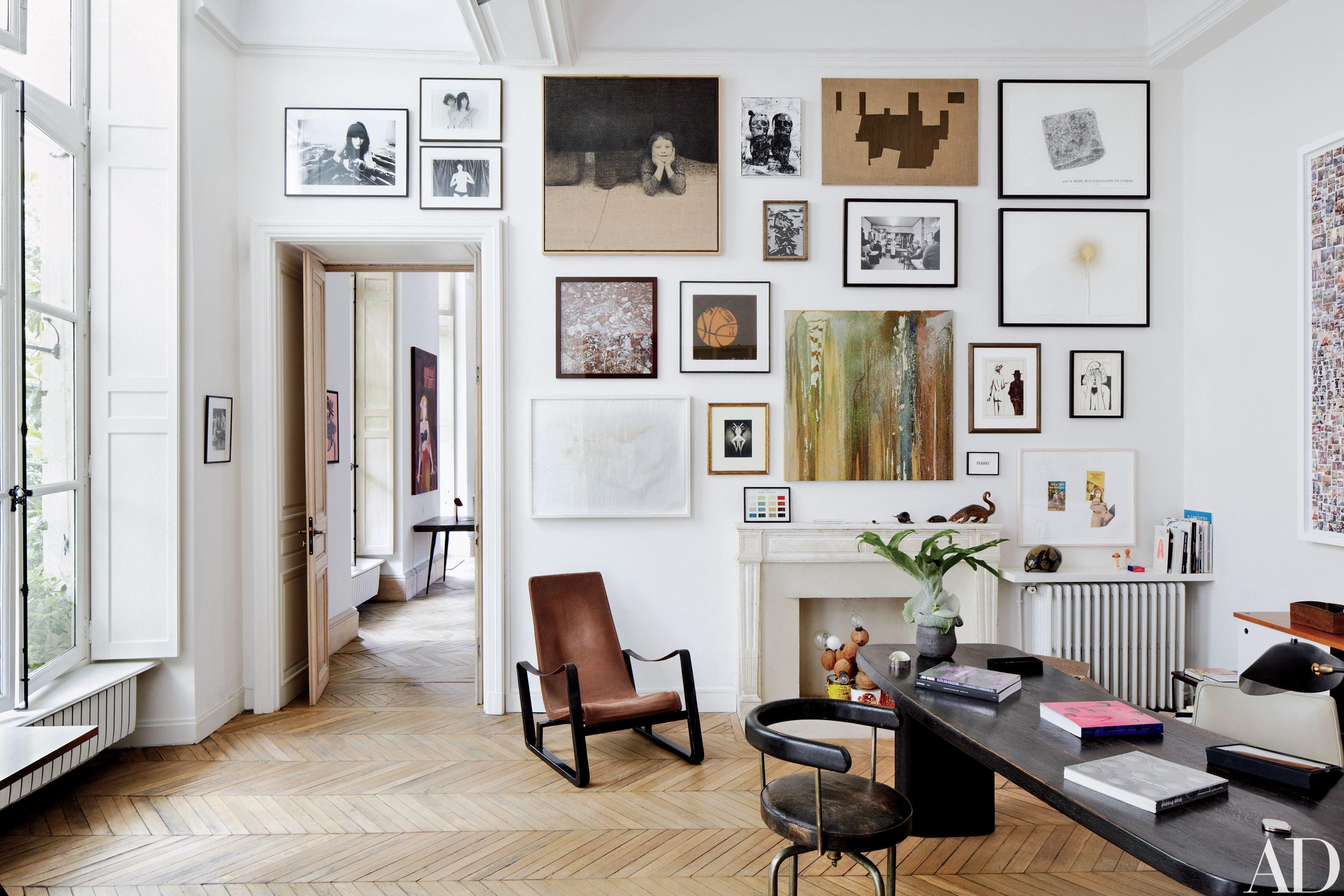 άνετο σπίτι έργα τέχνης