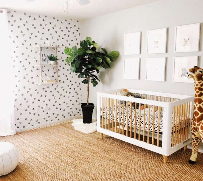 παιδικό δωμάτιο χαριτωμένο